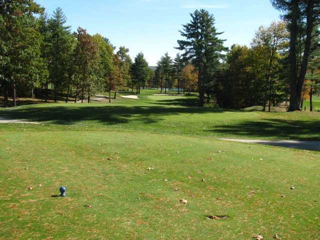 No. 3) Lochmere Golf and Country Club in Tilton.