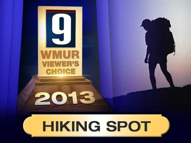 This week we asked our viewers where their favorite hiking trail in New Hampshire is.