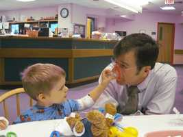 CHaD is one of 205 specialized children's hospitals in the U.S.