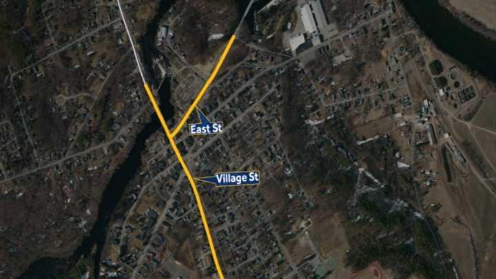 map-Penacook armed robbery