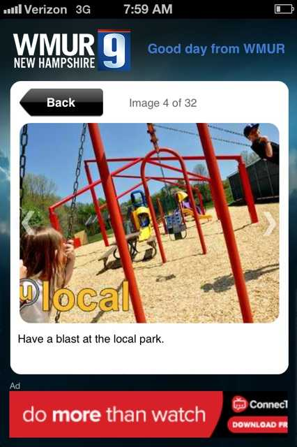 Check out u local photos featured each morning.