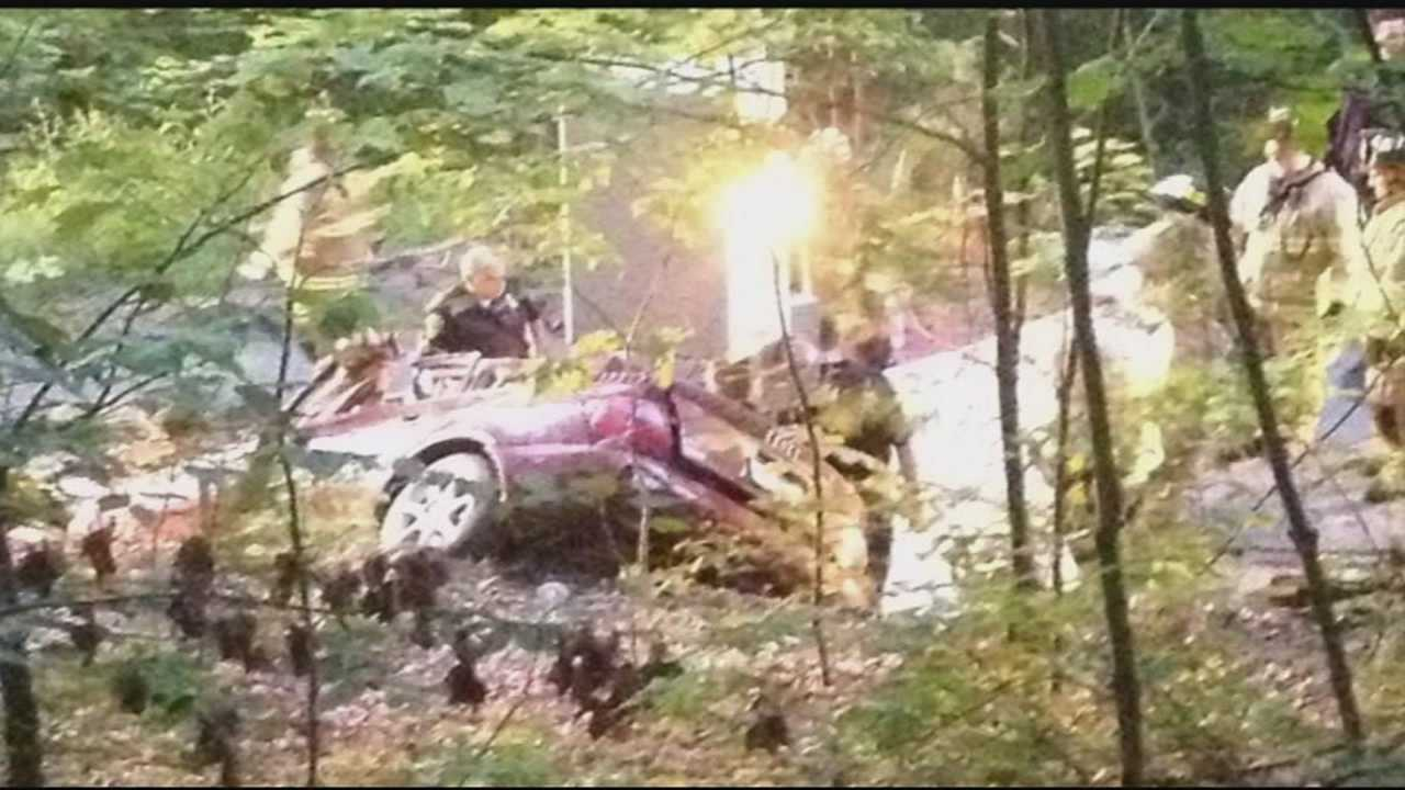 A young New Hampshire man is dead and his friend charged in a Friday crash just over the border.