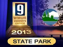 We asked our viewers which state parks they enjoy most in New Hampshire.