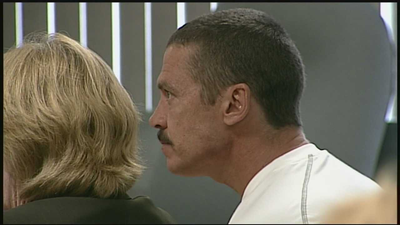 Man accused of killing wife held without bail