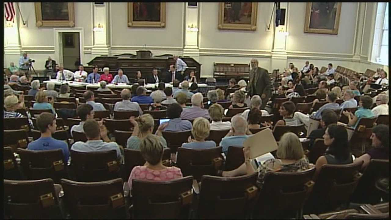 Hearing held on Medicaid expansion