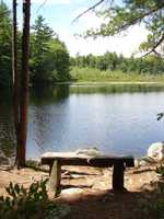 Tie 6)Bear Brook State Park & Campground