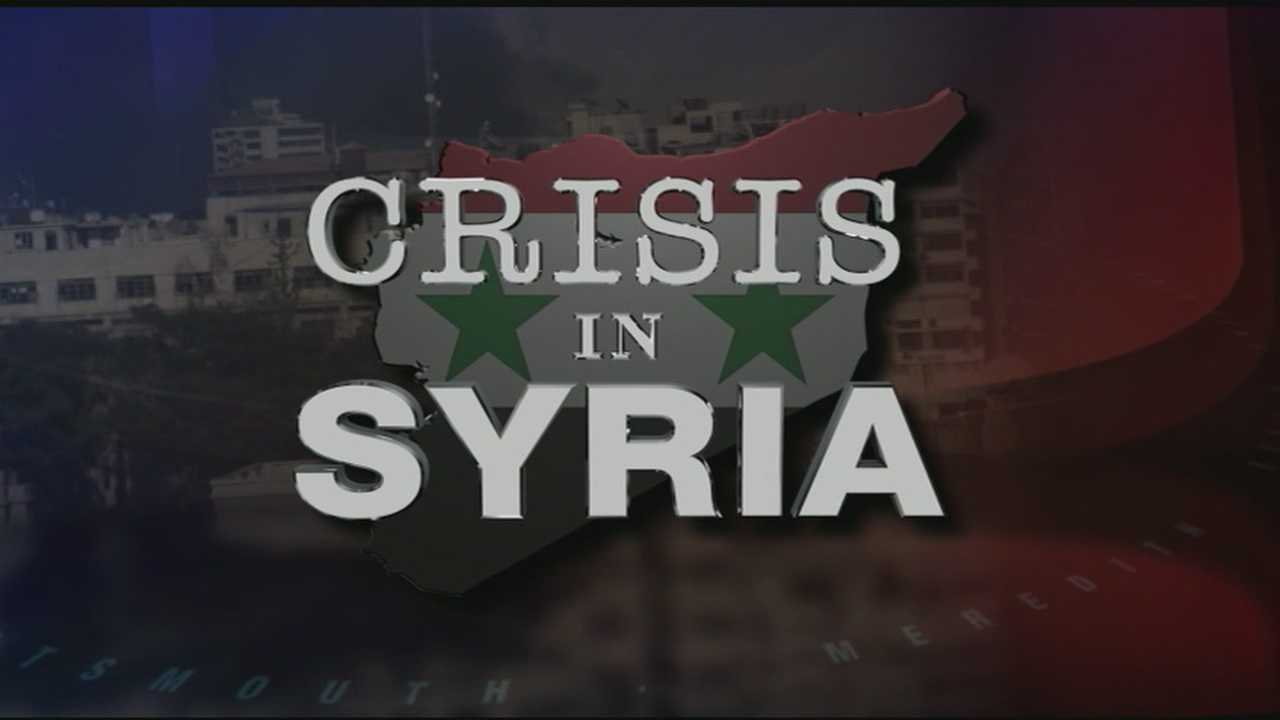 Local lawmakers react to Syrian crisis