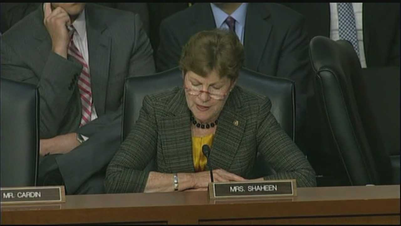 Senate committee authorizes force against Syria