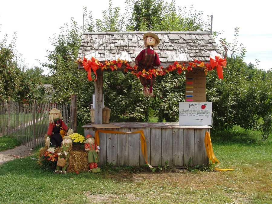 Tie-13) Lull Farm in Hollis