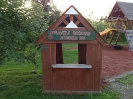 9) Appleview Orchard in Pittsfield