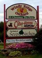 1) Windy Ridge Orchard in North Haverhill