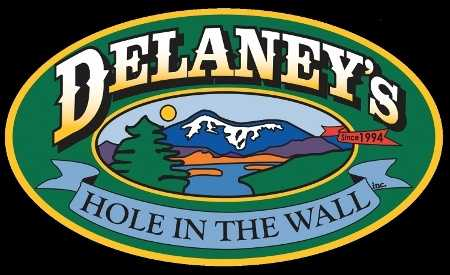 14) Delaney's Hole in the Wall, North Conway