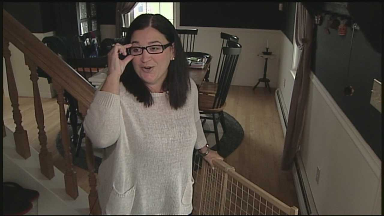 Dover woman fights off bear with baby gate