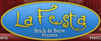 2) La Festa Brick and Brew Pizzeria in Dover