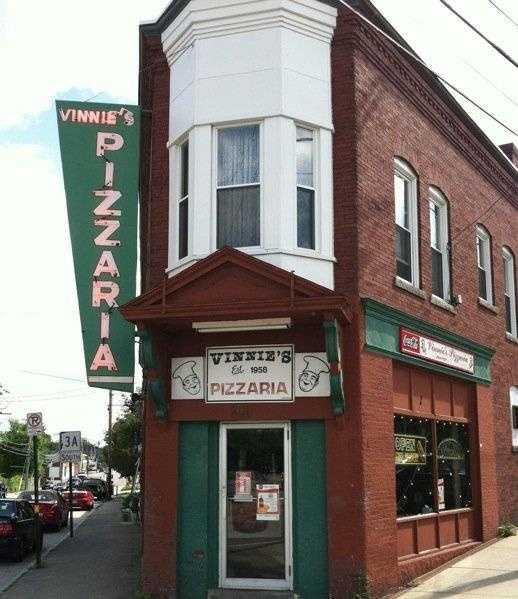 6) Vinnie's Pizzaria in Concord