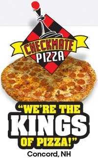 Tie-16) Checkmate Pizza in Concord