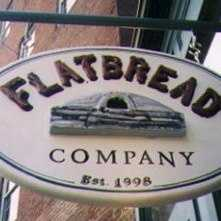 Tie-20) Flatbread Company in Portsmouth and North Conway