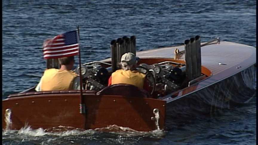 Vintage Race Boats