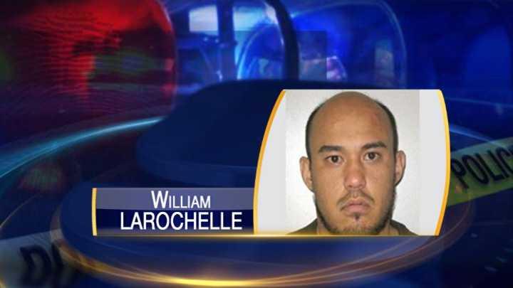 Larochelle- kidnap arrest
