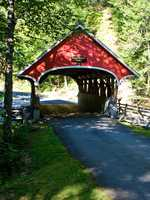According to the New Hampshire Division of Historical Resources, the state has 54 covered bridges, including some of the oldest and longest in the country.Special thanks to u local user: canterburyshoe for several of the photos!