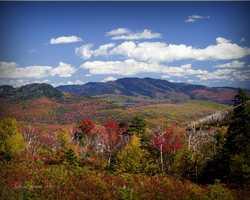 3) The White Mountains