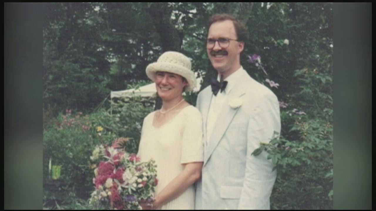 Husband discusses losing wife in Hampton bicycle crash