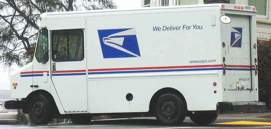 Mail will continue to be delivered during the shutdown, and post offices will remain open.