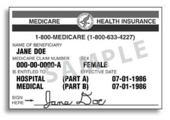 Health care benefits through Medicare are also safe from the shutdown.