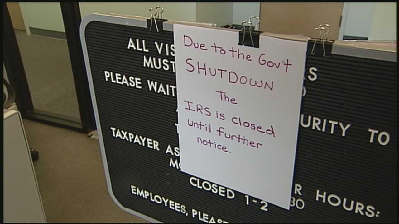 Shutdown Impact