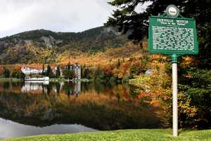 First-in-the-nation primary - Since 1920, the first ballot of the New Hampshire Presidential Primary has been cast in the Ballot Room of the Balsams Hotel in Dixville Notch.