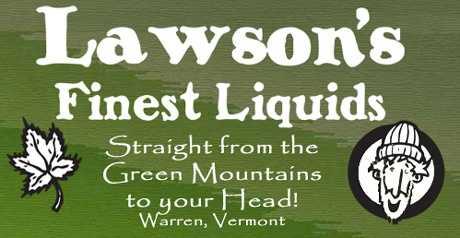 Tie-23) Lawson's Finest Liquids in Warren, Vt.