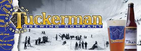 5) Tuckerman Brewing Company in Conway, N.H. Viewer ale recommendation: Tuckerman's Pale Ale.