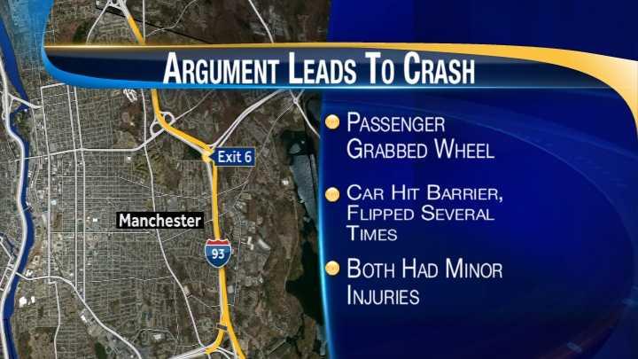 map-Argument leads to I93 crash