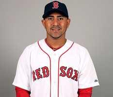Franklin Morales, relief pitcher