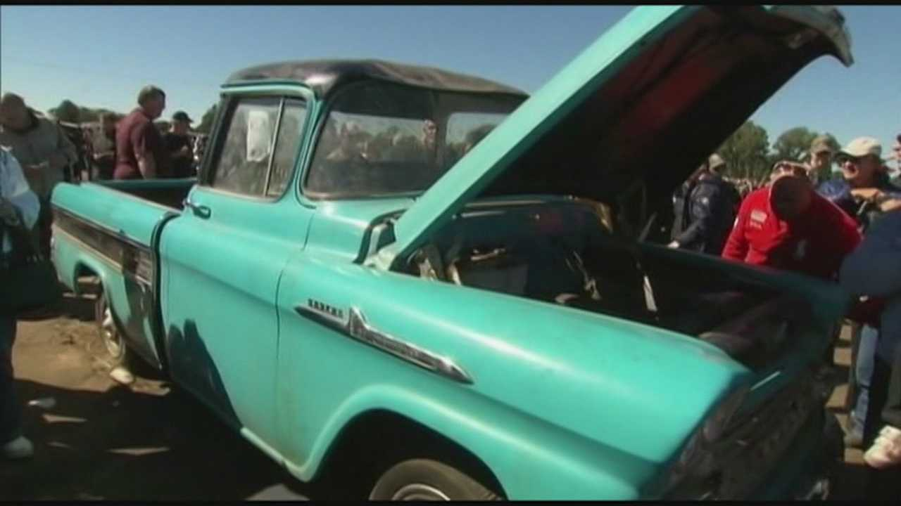 Historic truck comes to New Hampshire