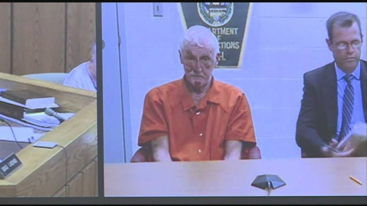 Man arraigned on murder charges