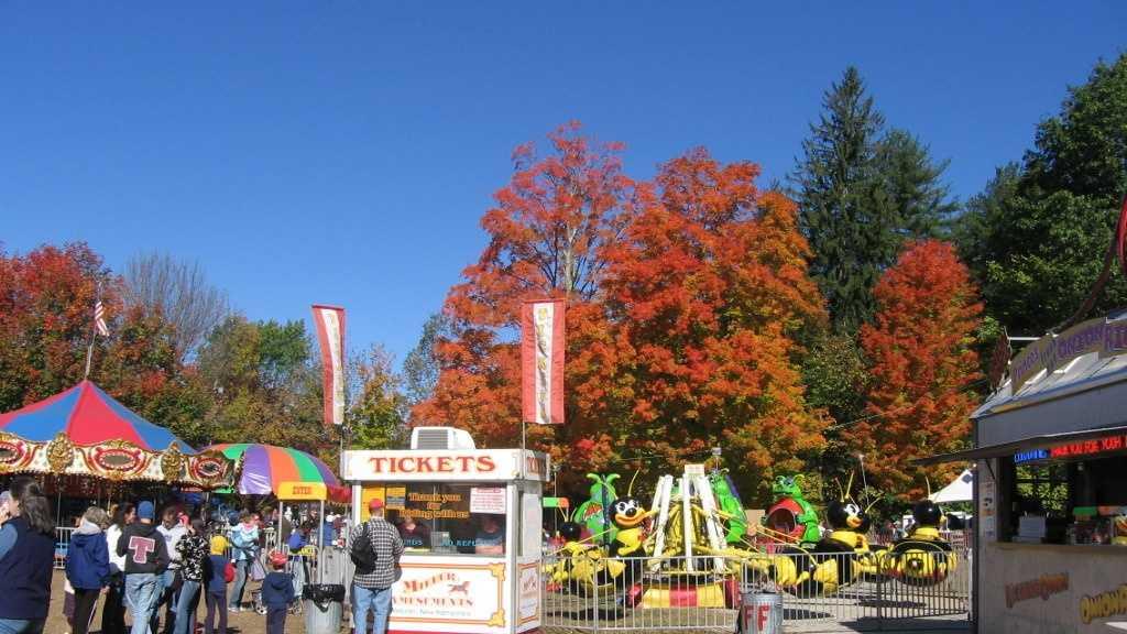 Fall Foliage Festival in Warner