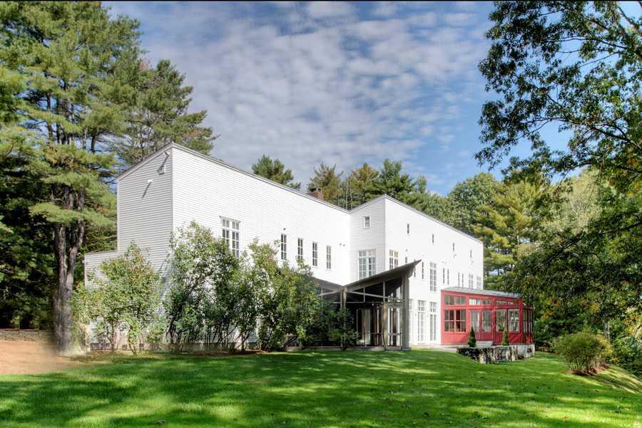 Former Boston Celtic Kevin Garnett's home is on the market in Concord, Mass., for $4.8 million.