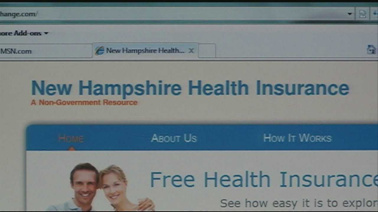 Officials say insurance site has deceptive name