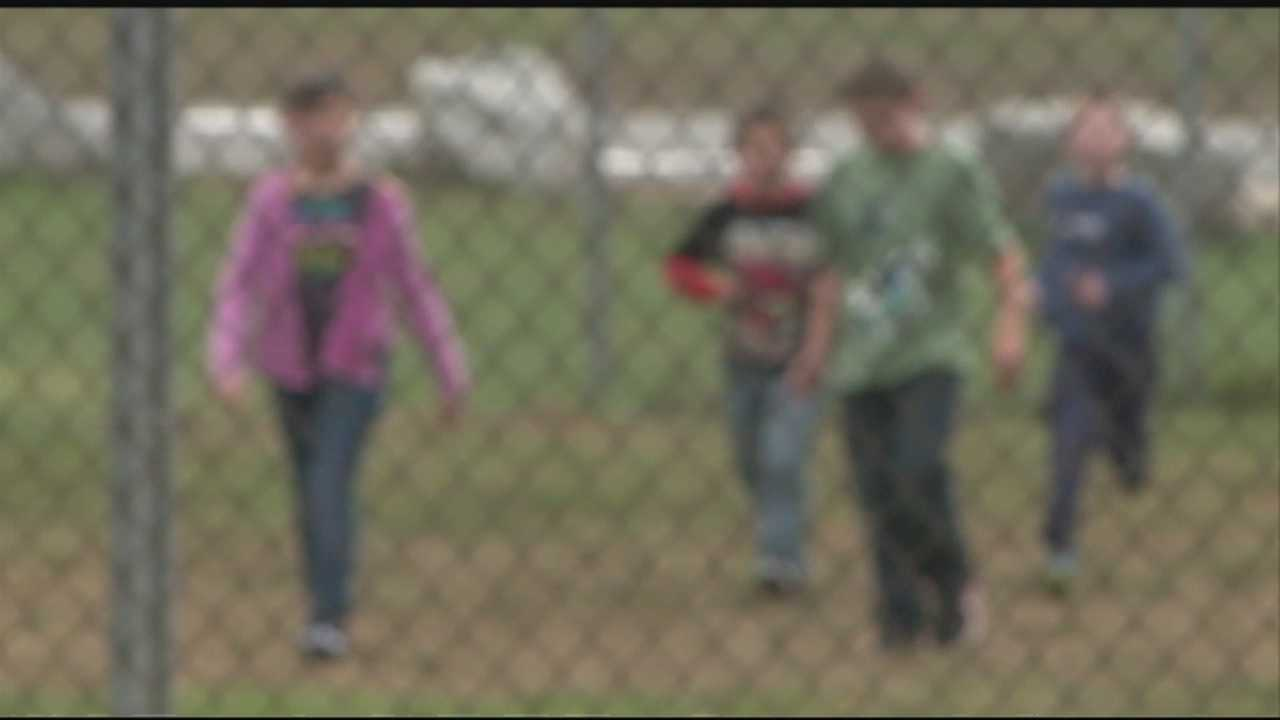 Nashua school bans tag at recess