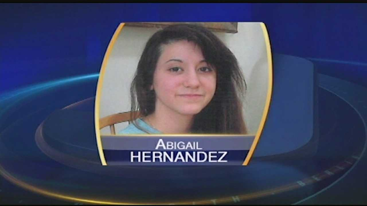 Search continues for Abigail Hernandez