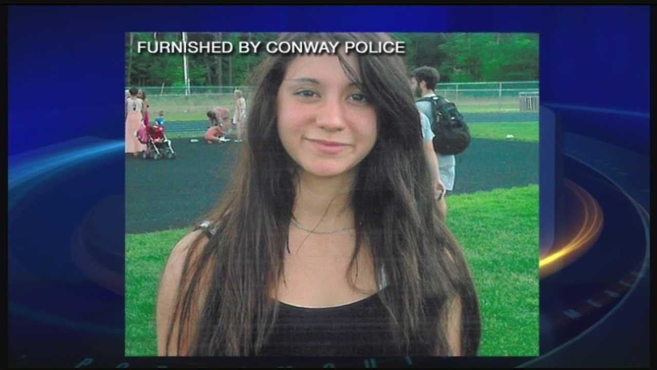 Residents hope for break in case of missing girl