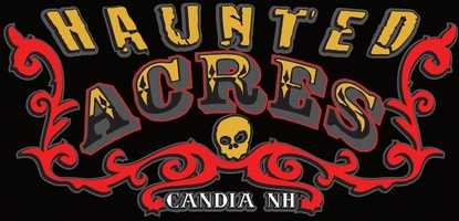 4) Haunted Acres in Candia, N.H.