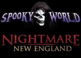2) Spooky World: Nightmare New England in Litchfield, N.H.