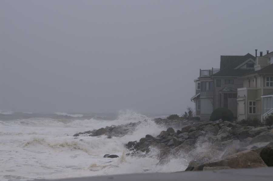 What's the likeliest month for the Northeast to have a hurricane?