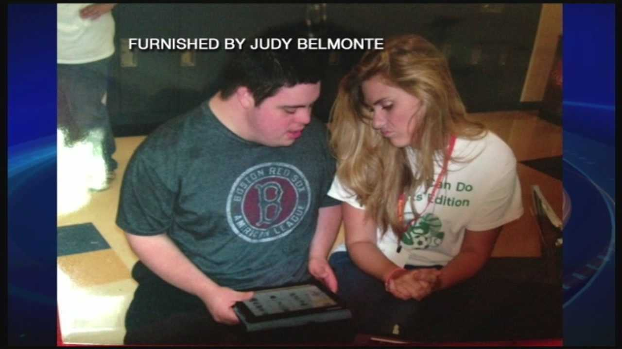 iPad stolen from special needs student
