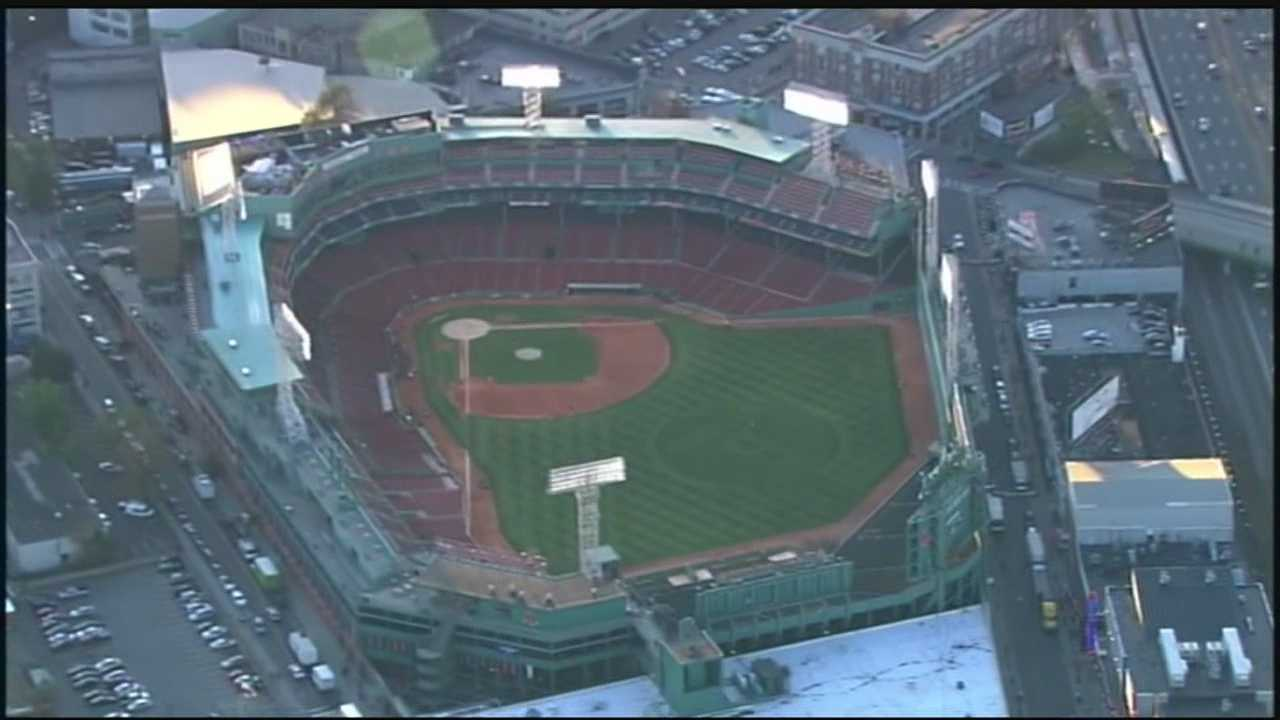 Security main focus for World Series in Boston