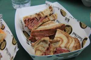 You can also find the sandwich on Yawkey Way and in the Right Field Concourse.