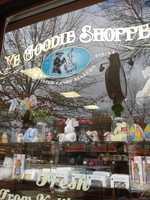 Tie-5) Ye Goodie Shoppe in Keene