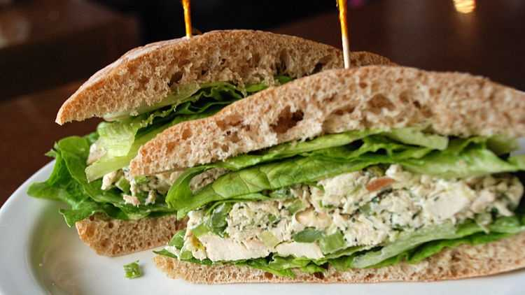 Chicken salad generic